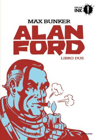 Libro Alan Ford. Libro due Max Bunker