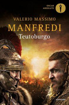 Libro Teutoburgo Valerio Massimo Manfredi
