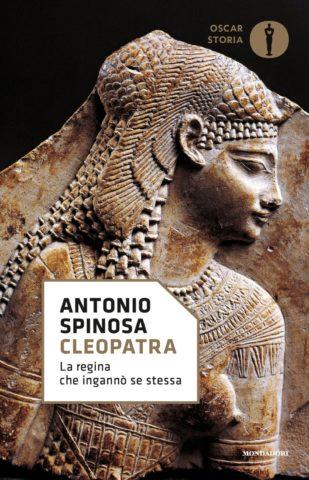 Libro Cleopatra Antonio Spinosa