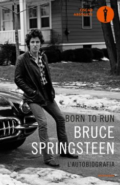 Libro Born to run Bruce Springsteen