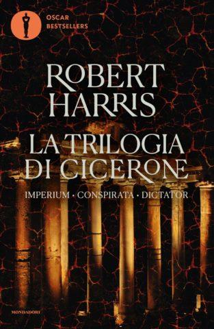 Libro La trilogia di Cicerone Robert Harris