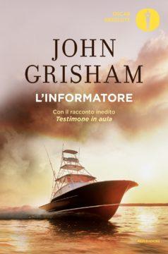 Libro L'informatore John Grisham