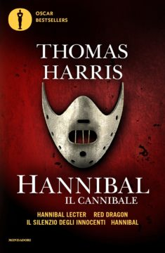 Libro Hannibal il cannibale Thomas Harris
