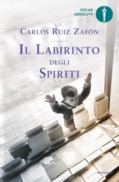 Libro Il Labirinto degli Spiriti Carlos Ruiz Zafón
