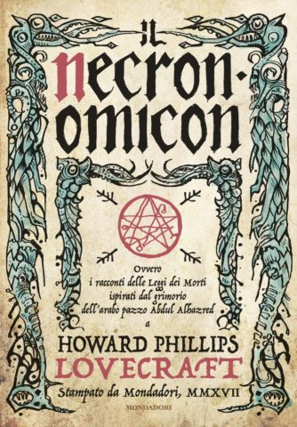 Libro Necronomicon Howard Phillips Lovecraft