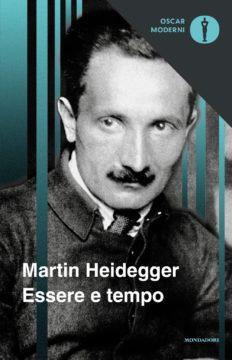 Libro Essere e tempo Martin Heidegger