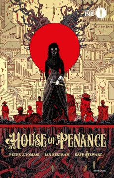 Libro House of Penance Peter J. Tomasi
