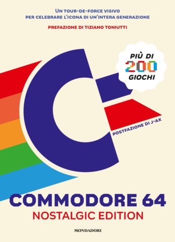 COMMODORE 64. Nostalgic Edition