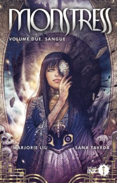 Monstress – Volume due. Sangue