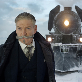 """""""Assassinio sull'Orient Express"""" dal 30 novembre al cinema"""