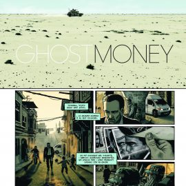 Ghost Money: tra fantascienza e spy story