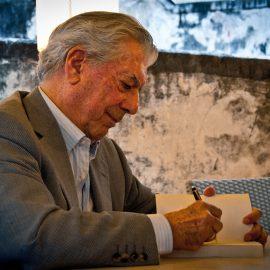 Vargas Llosa: due Meridiani per leggere il mondo