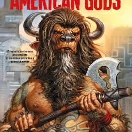 """American Gods"" diventa un graphic novel"