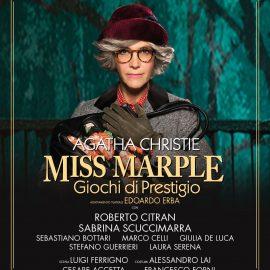 Maria Amelia Monti è Miss Marple a teatro