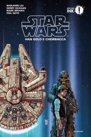 Star Wars: Han Solo e Chewbacca