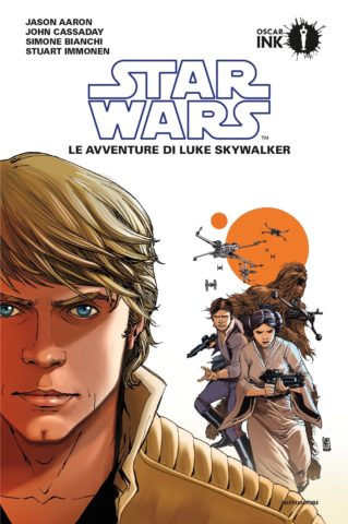 Star Wars: Le avventure di Luke Skywalker vol. 1