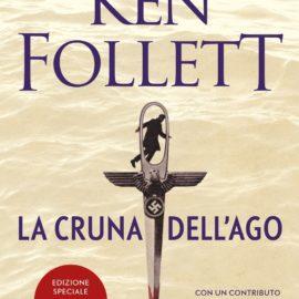 """Follett: i 40 anni de """"La cruna dell'ago"""""""