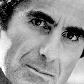 Goodbye, Philip Roth