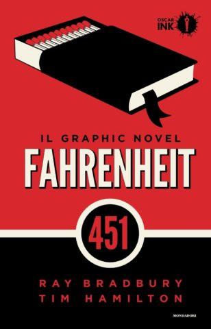 Fahrenheit 451. Il graphic novel