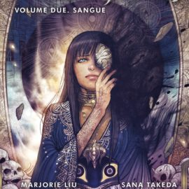 Monstress trionfa agli Eisner Awards