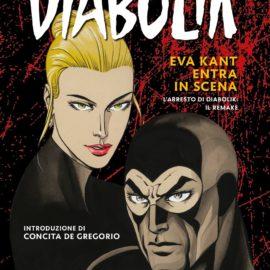 Arriva Eva Kant, la compagna di Diabolik
