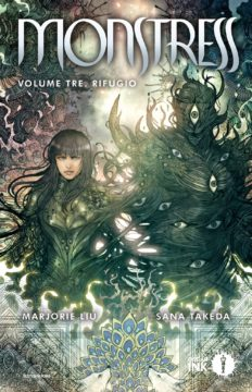 Monstress – Volume tre. Rifugio