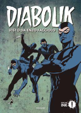 Diabolik visto da Enzo Facciolo