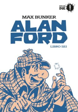 ALAN FORD. TNT EDITION. N. 6