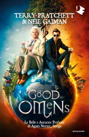 Blog Tour - Good Omens - Copertina