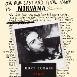 25 anni senza Kurt Cobain: i diari