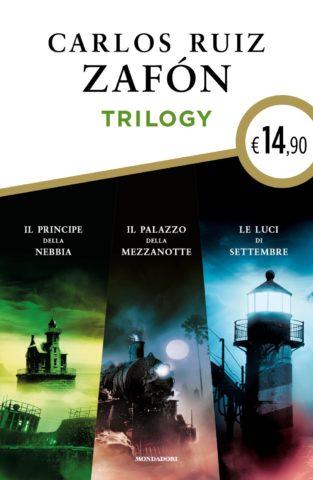 Trilogy. Il principe della nebbia – Il palazzo della mezzanotte – Le luci di settembre