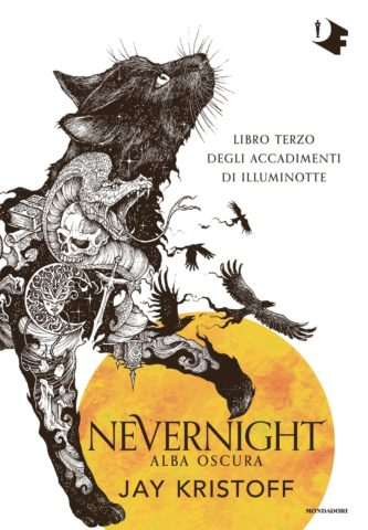Nevernight. Alba oscura