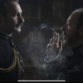 L'ufficiale e la spia di Robert Harris arriva al cinema con la regia di Roman Polanski, distribuito da 01 Distribution.
