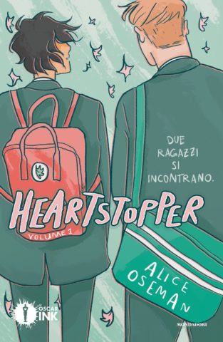 The Heartstopper - Alice Oseman