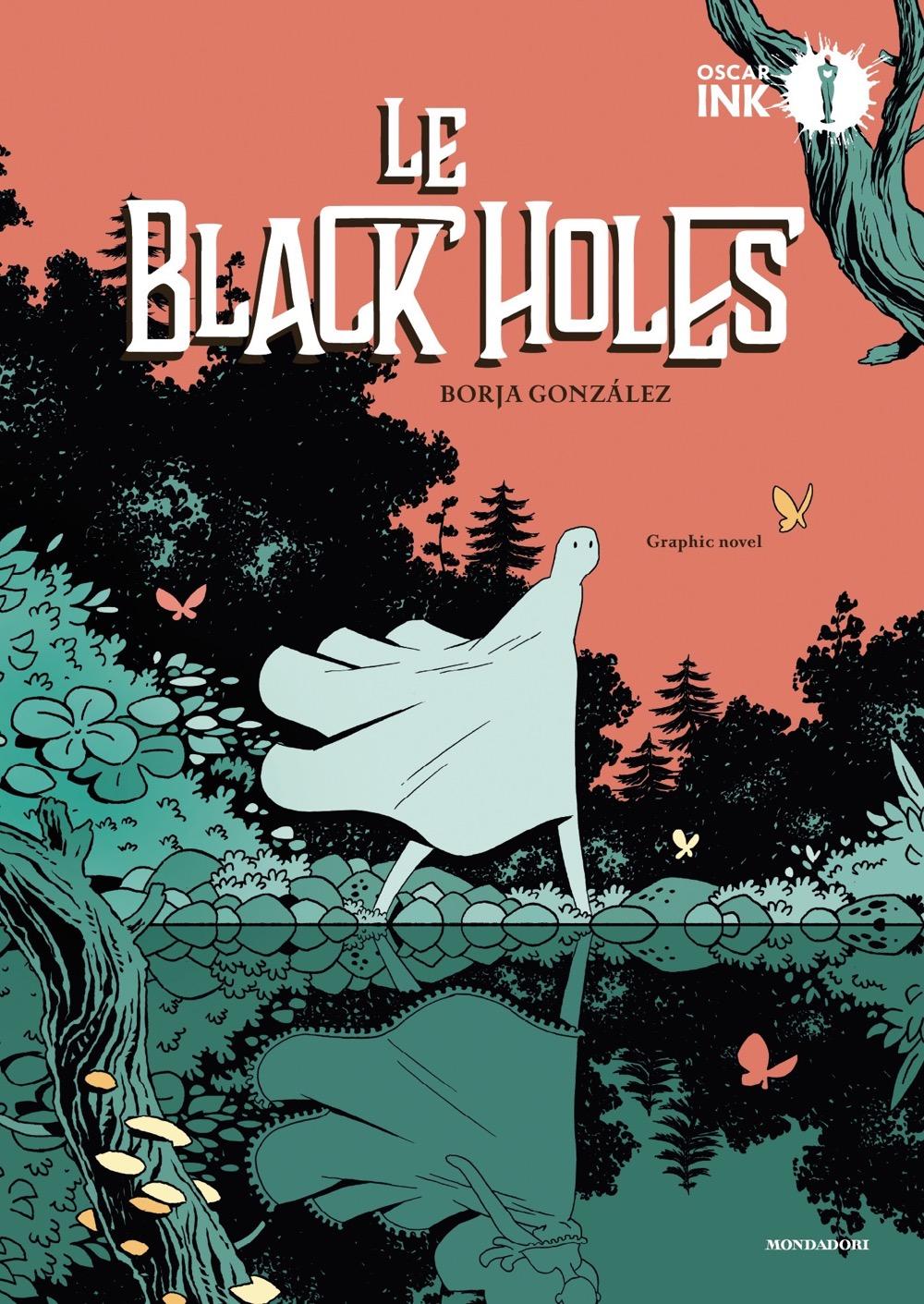 Black Holes - Copertina