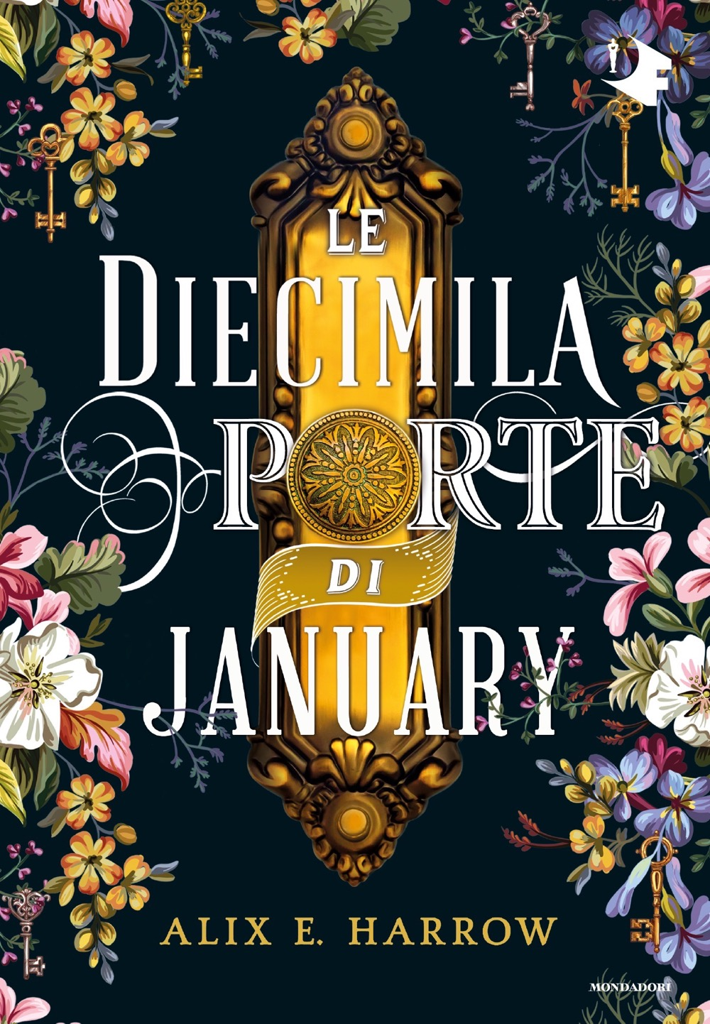 Le Diecimila Porte Di January libro cover