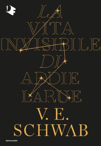 cover libro Schwab La vita invisibile di Addie LaRue